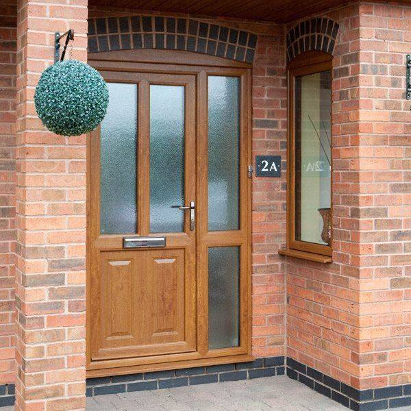 SynerJy PVC-U Residential Doors