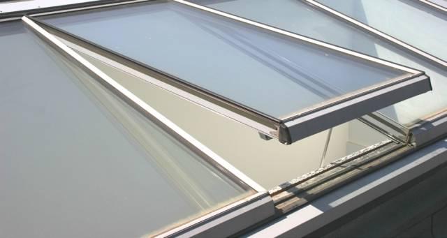 A74 Double Glazed Modular Rooflight