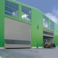 High-speed Sectional Door HS 5015 PU H