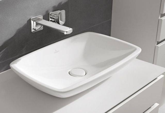 LOOP & FRIENDS Built In Washbasin 6155 10 XX