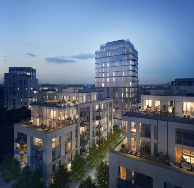 Waterproofing London's most anticipated Private Residents Club, Earls Court, London.