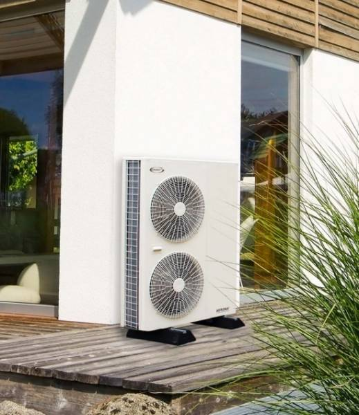 Grant Aerona³ 17kW R32 Inverter Driven Air Source Heat Pump