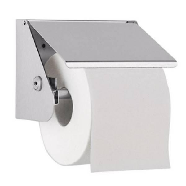 DP2108 Dolphin Prestige Single Toilet Roll Holder