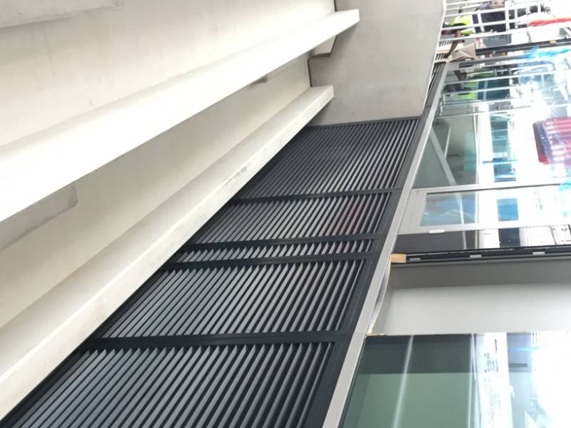 Tottenham Hotspur FC Stadium - Classic G50 High Performance louvre grilles
