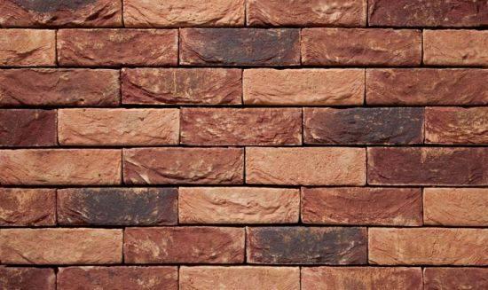 Alpenroos - Clay Facing Brick