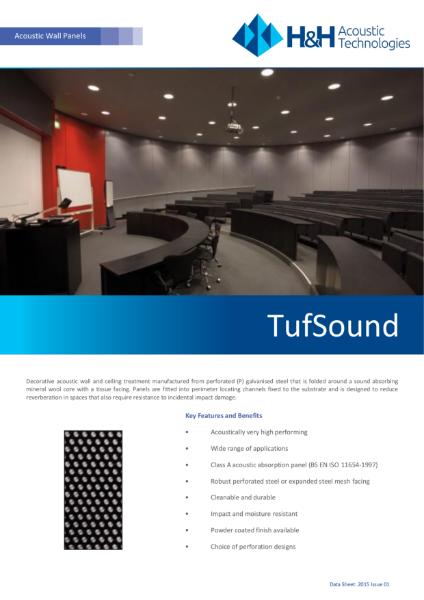 Acoustic TufSound