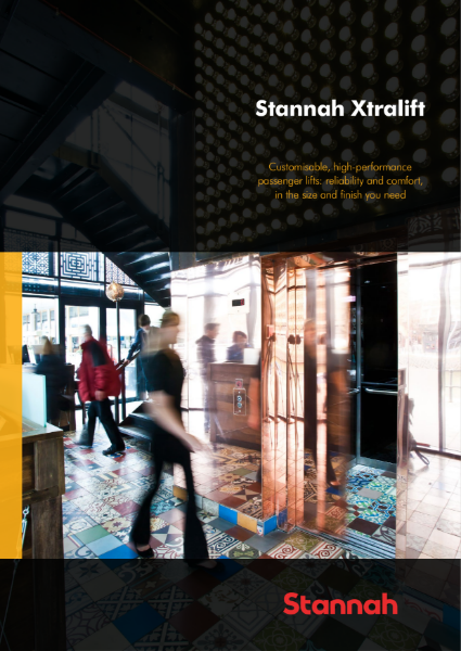 Passenger Lifts - Stannah Xtralift Core Range