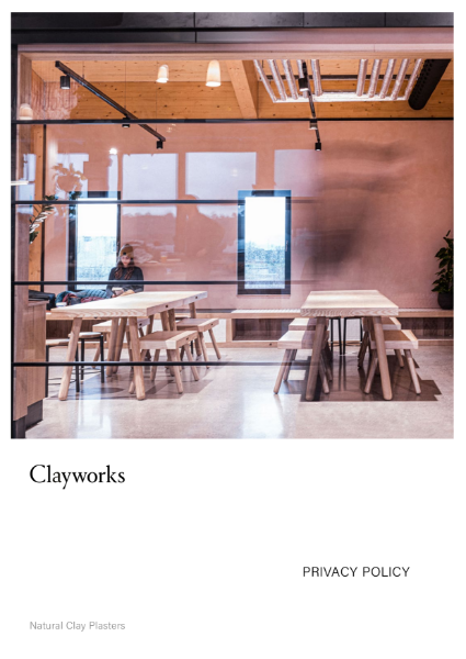 Clayworks Privacy Policy