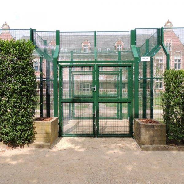 Securifor single swing gate