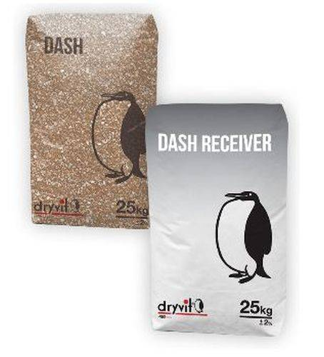 Dryvit Dash Receiver