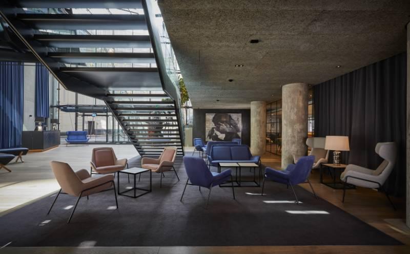 Edwardian Hotel, Photoshoot