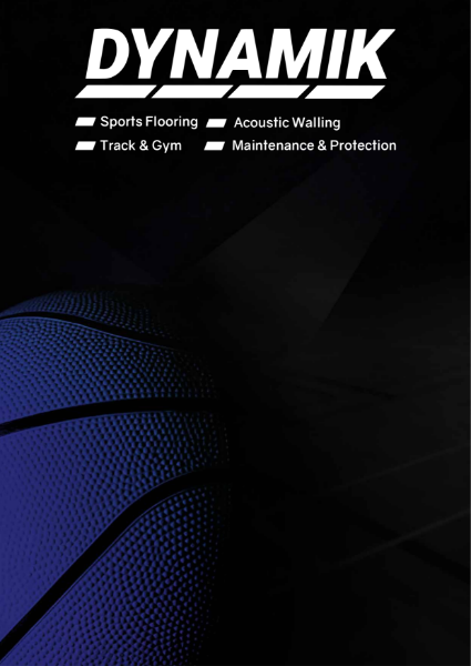 DYNAMIK Sports Flooring Brochure