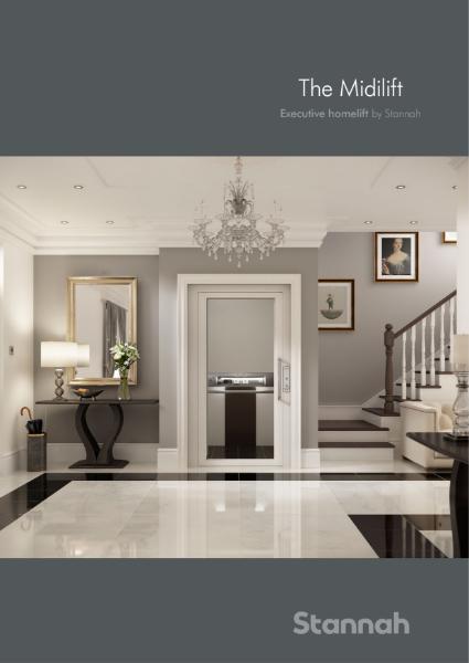 Stannah homelift brochure - Midilift & Plus