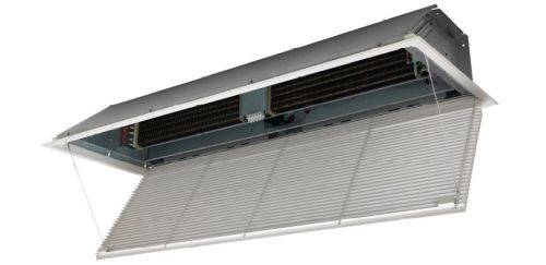 Air Curtains - CAB (Recessed)