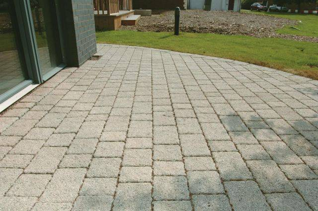 Olde Priora Permeable Block Paving