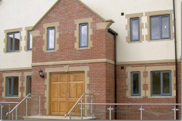 Window Surrounds - Plain Section, Chamfered and Bespoke