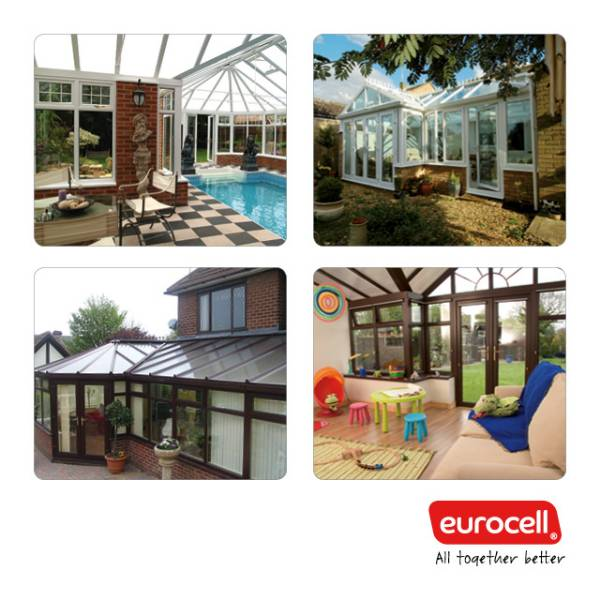 PVC-U Bespoke Conservatory Roofs