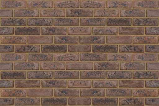Kingscote Grey Multi - Clay bricks