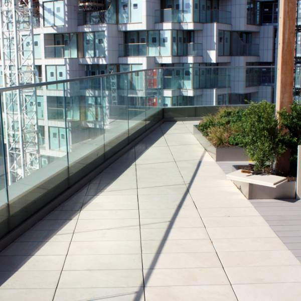 Wood Wharf A2/A3 Roof Terraces, Canary Wharf
