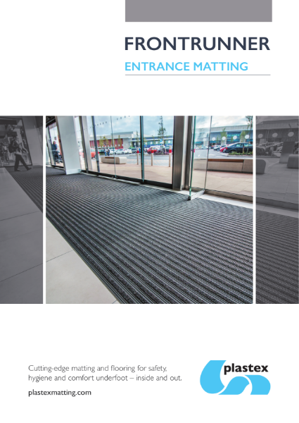 Plastex Frontrunner Entrance Matting