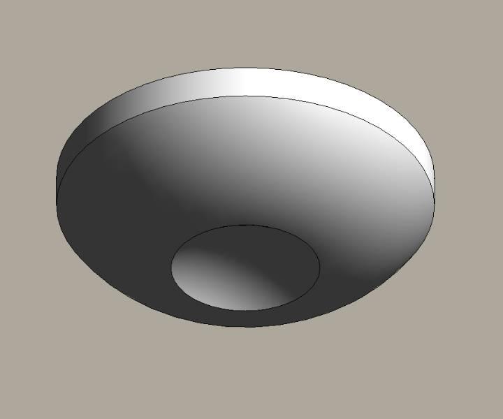 Microwave detector (360°)
