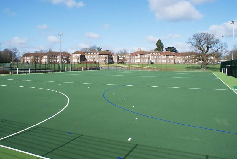 Artificial Grass Case Study - The Royal Masonic School for Girls