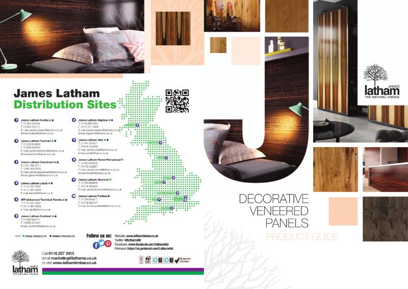 Veneered Panels - Dartmoor Veneered MDF, Realwood, Look' likes, Shinnoki
