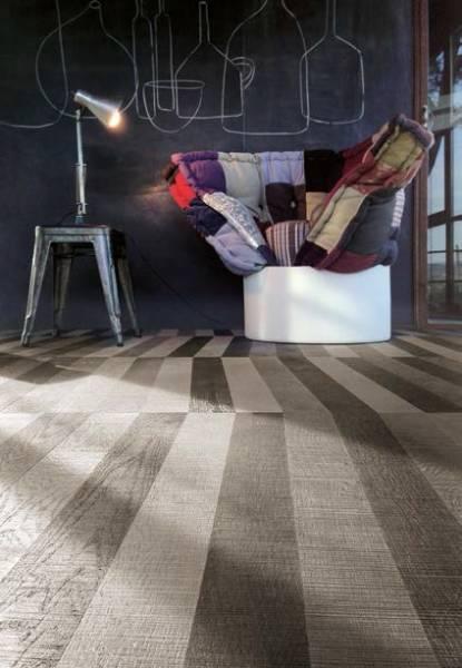 Vibrazioni Modern Chevron Oak Wood Flooring