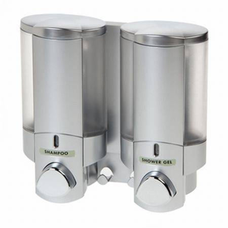 BC624 Dolphin Prestige Surface Mounted Shower Soap Dispenser