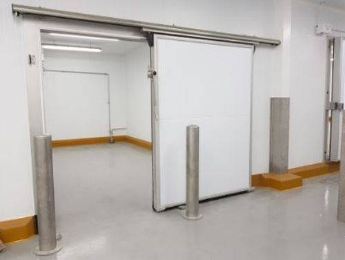 Beplas Hygienic Fridge/ Freezer Doors