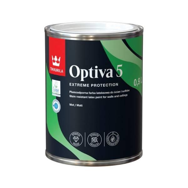 Optiva Matt  [5] - durable matt wall emulsion