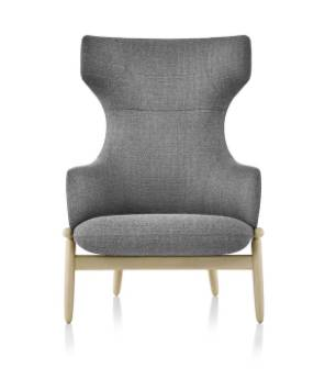 Reframe - Lounge Chair - Wingback