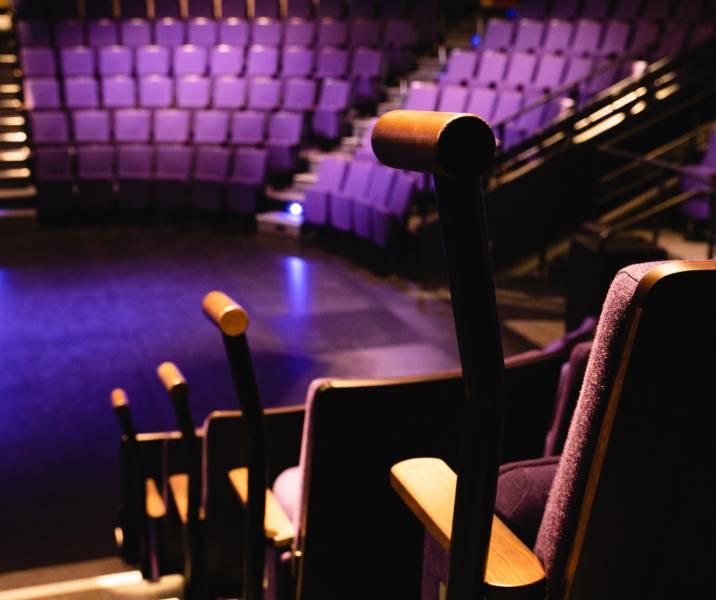 Theatre Seating: New Vic Theatre