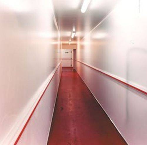 Beplas Elite Komadur Hygienic Wall Cladding