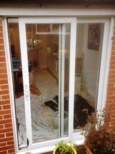 Burglars fail to beat Liniar ModLok™ patio doors