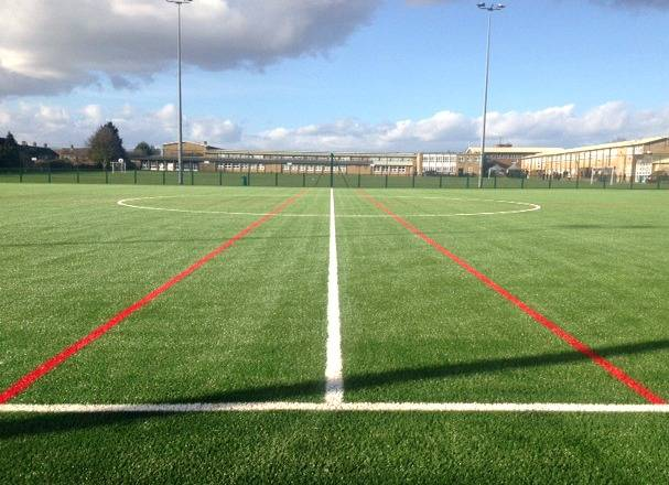 Artificial Turf Case Study - Northolt School