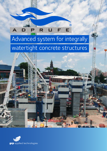 ADPRUFE® SYSTEM