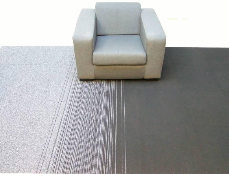 Jazz Lines Carpet Tile