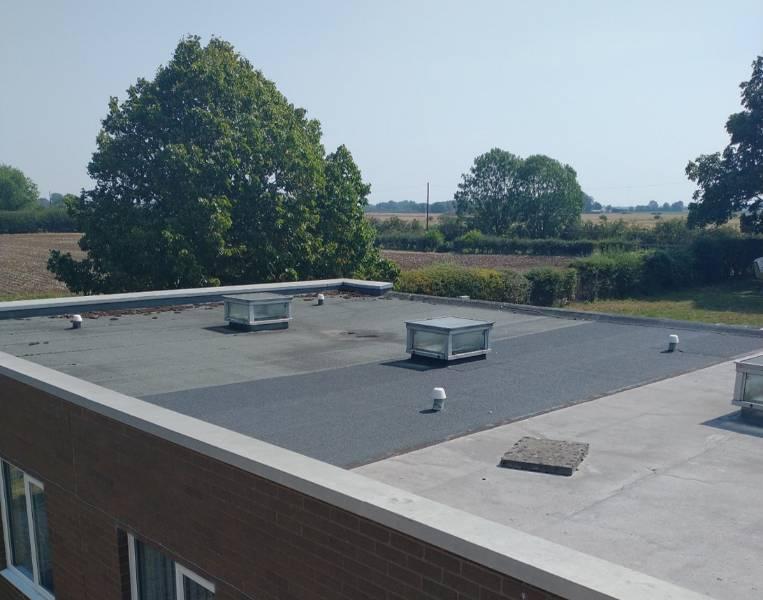 Degaflex Roofing System - Fire Resistant