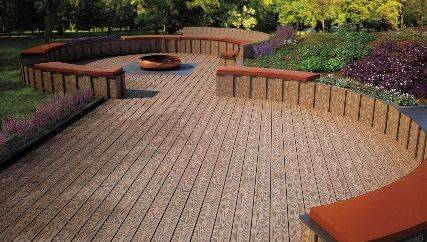 XSCAPE® Composite Decking & Fascia