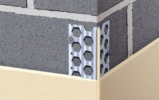 PVC Corner/ Angle Bead