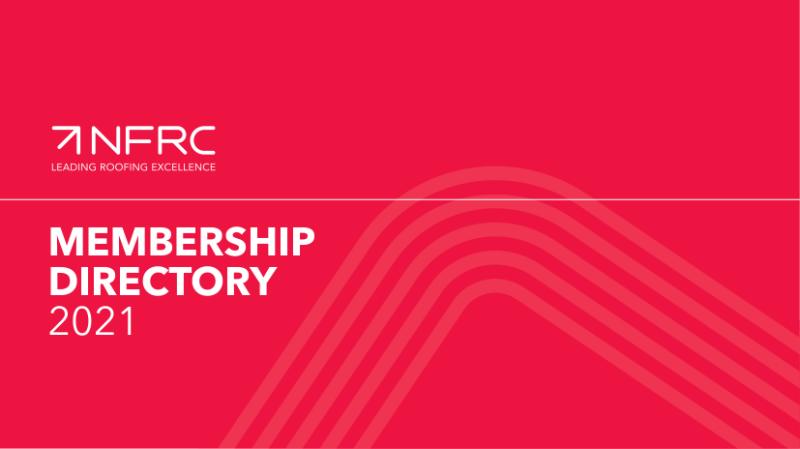 NFRC Membership Directory 2021