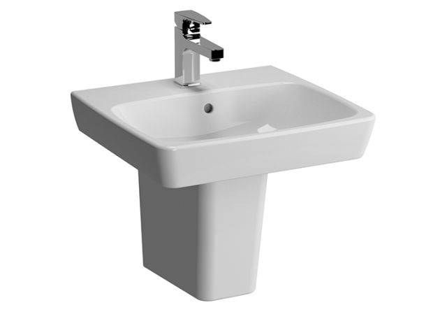VitrA M-Line Washbasin, 50 cm, 5661