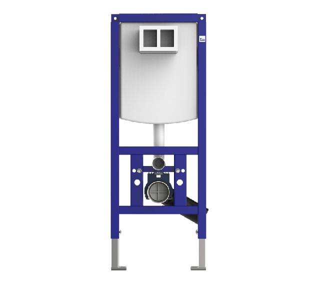 TRM1121 Multikwik Frame for Special Needs Wall Hung WC Pan