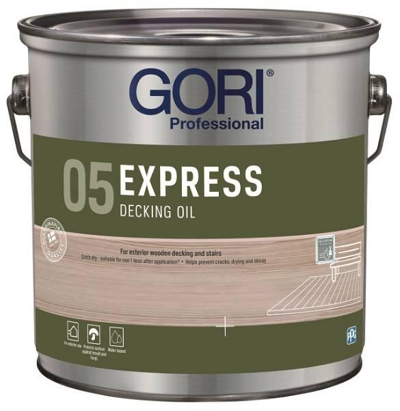 GORI 05 Express Decking Oil