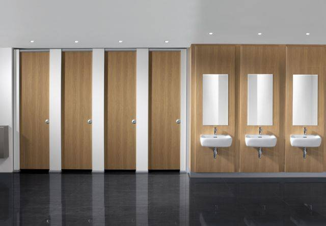 HiZone HPL Panel Cubicle