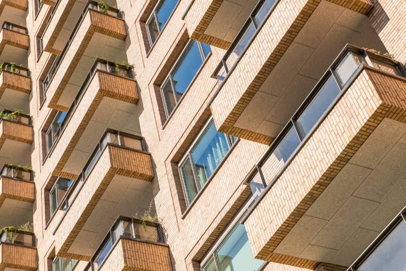 Fire Safe Acoustics underside Balconies
