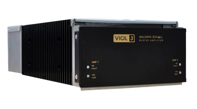 BV075D amplifier