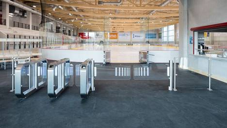 Burgau Ice Arena - Galaxy Gates