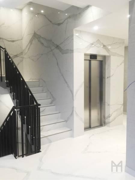 Schlüter Steps Up for Stunning North London Installation